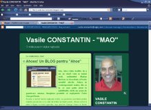 "VASILE CONSTANTIN ""MAO"""