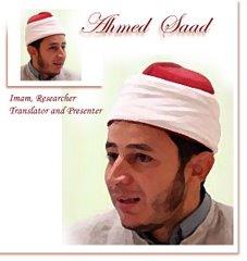 Imam Ahmed Saad