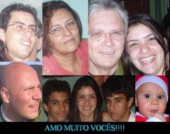 AQUELES QUE FAZEM PARTE DA MINHA VIDA!!!