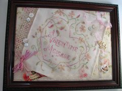 Valentine Message by Blackbird Designs