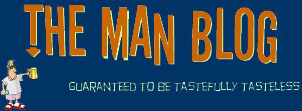 The Man Blog
