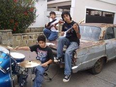 La banda En la puerta de casa