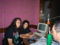 Javier Cavas nos reporteaba en la Radio