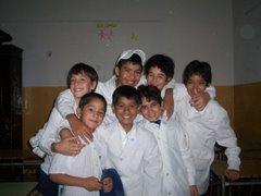 Mis compañeros de Escuela de Agustin