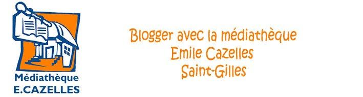 Médiathèque Emile CAZELLES Saint-Gilles