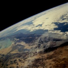 SoCal from space