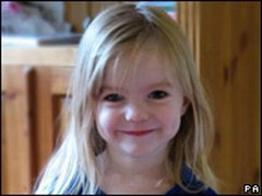 Have you seen Madeleine McCann