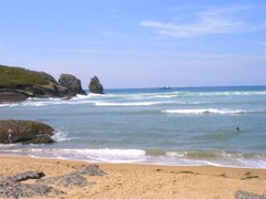 Playa de Robayera