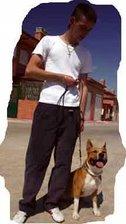 Sergio y su amigo