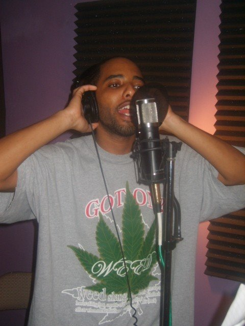 Krizz in the booth!!!