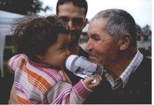 """""""Augenblick"""" mit marokkanischem Opa"""