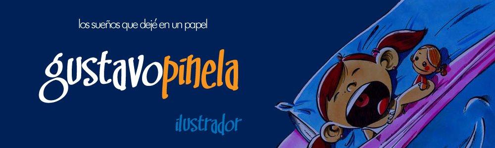 Gustavo Pinela | ILUSTRADOR (Blog)