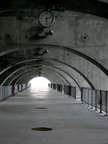 """""""A luz ao fundo do túnel"""""""
