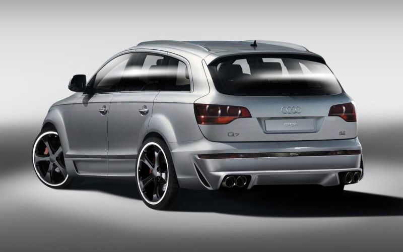 ppi ps q7 tuning package for the audi q7 suv buster. Black Bedroom Furniture Sets. Home Design Ideas