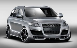 PPI PS Q7 tuning package for the Audi Q7