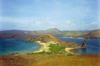 Bartolome en Galapagos....!
