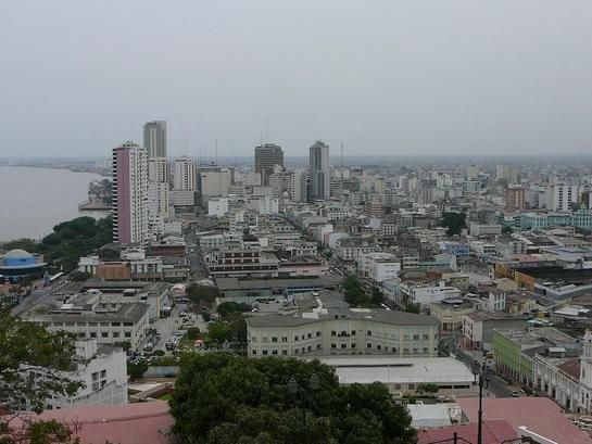 Guayaquil mi ciudad hermosa