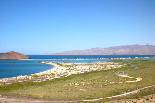Bahía San Luís Gonzaga, región en disputa por la corrupción que hizo acto de presencia.
