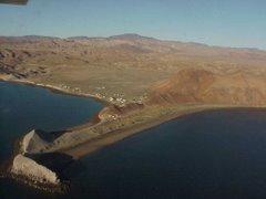Punta Willard, invadida por estadounidenses desde hace 35 años.