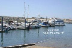 Puerto sede de Torneos de Pesca Deportiva: La Salina