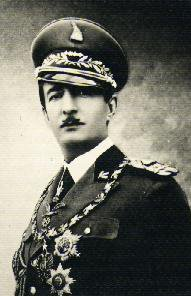 Ahmet Zogu I- King of Albanian