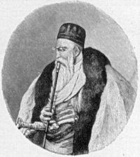 Ali Pasha i Tepelenes-Lion of Yannina