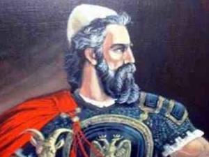 GJERGJ KASTRIOT SKENDERBEG 1405 - 1468