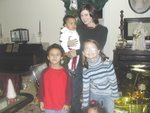 My daughter and her kids 2006