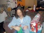 Luke Age 21 Christmas 2006
