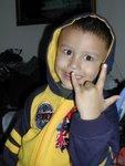 Hayden, age 5