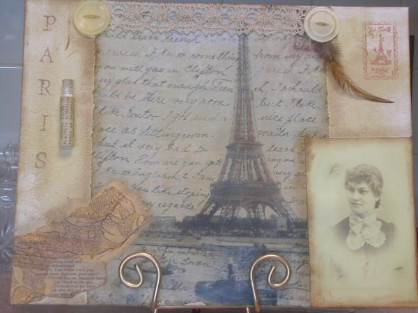 Another Paris Collage