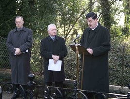 Caherguillamore Commemoration Ceremony at Grange Church