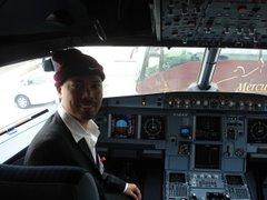 Jazeera Aiways pilot