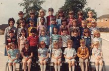 Class 2D Junior School 1975