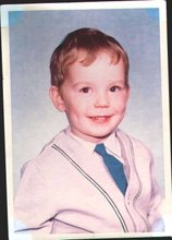 Me, aged 4 years