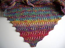 Sakura Shawl