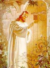 Jesus Mengetuk Hatimu
