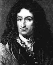 Gottfried Leibniz (1646-1716)