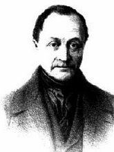 Auguste Comte (1798-1857)