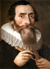 Johannes Kepler (1571-1630)