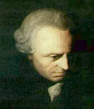 Immanuel Kant (1724-1804)