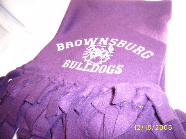 Brownsburg Scarf