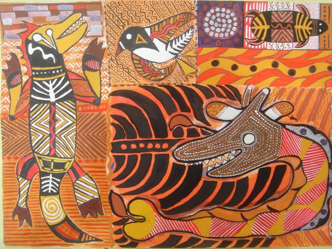 THE FINAL DRAFT OF 'ABORIGINAL ANIMALS'
