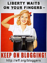 Keep on Blogging!