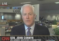 Senator John Cornyn, Republikaner, Texas
