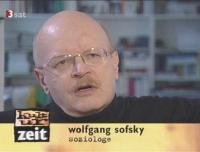 Wolfgang Sofsky in Kulturzeit