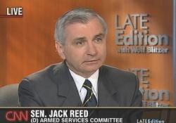 Senator Jack Reed, Demokrat, Rhode Island