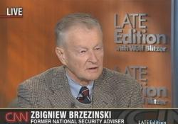 Zbigniew Brzezinski, ehemaliger Sicherheitsberater