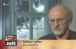 Psychiater Prof. Lothar Adler