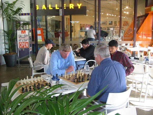 A Chess World